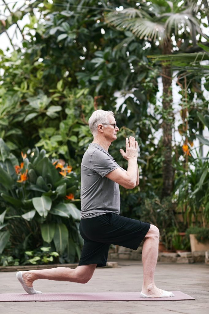 A calmer, healthier mental environment is an entry point to a more holistic well-being